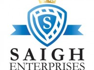 Saigh Enterprises Branding